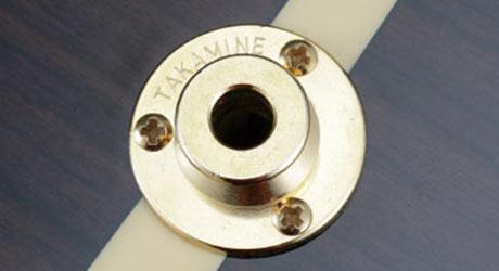 Endpin-Buchse Akustikgitarre