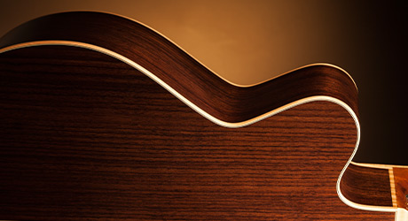 Takamine Gitarren - Innere Schönheit
