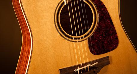 Takamine Gitarren - Korpus
